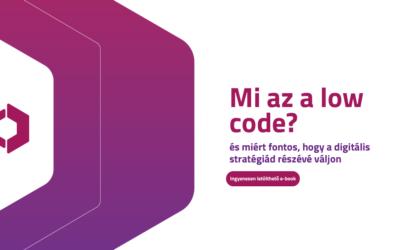 Mi az a low code?